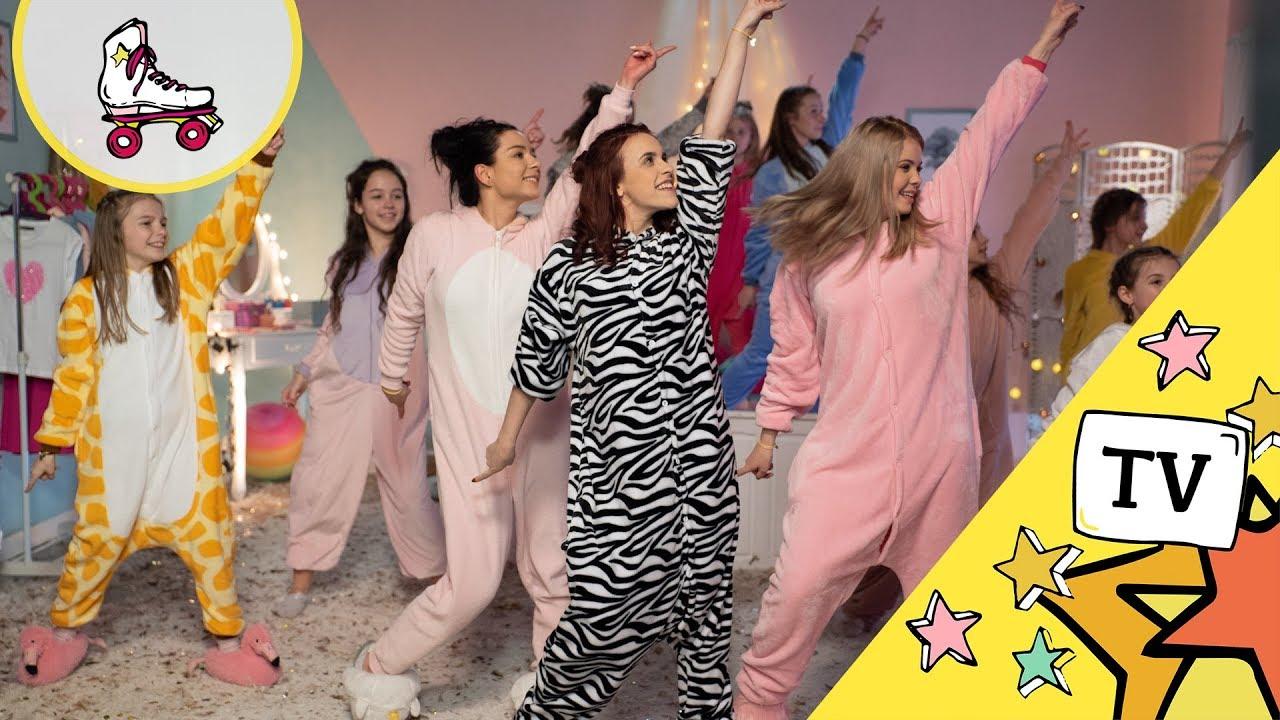 c71e84db4ed508 MY3 - PIDŻAMA PARTY (nauka tańca) My3 - TV dla Dzieci - YouTube
