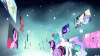 My Little Pony: A Amizade é Mágica - Canção - Ballad da Celestia