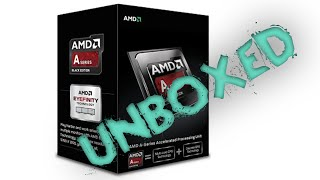amd a6 6400k apu dual core unlocked processor clocked at 3 9 ghz 4 1ghz turbo boost unboxing