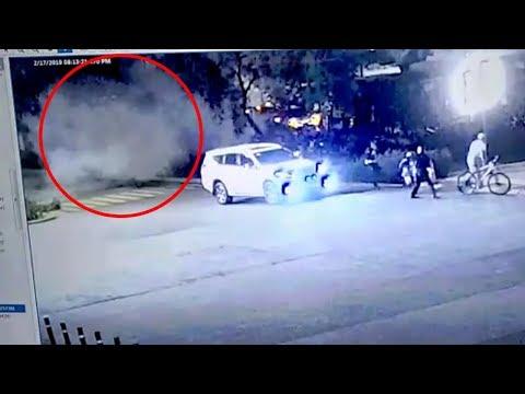 Detik-detik Ledakan di Kawasan GBK, Saksi Sebut Ada Bungkusan yang Dilempar
