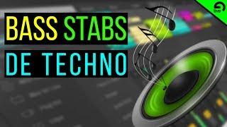 Como Fazer Bass Stabs de Techno - Ableton Live Tutorial em Português