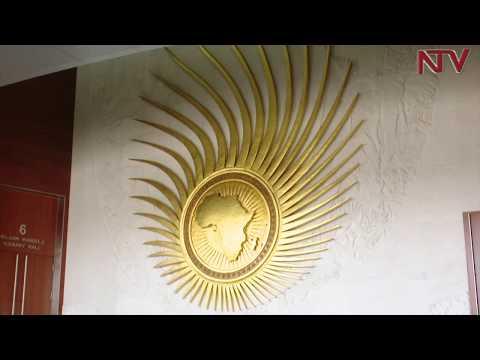 MUBEERE BUMU: Museveni ayogeddeko eri olukung'aana lwa AU