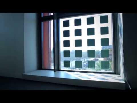GCIS, Solar Façade Research Project by Urban Concept Architects, Ado Architects & SnA Architects