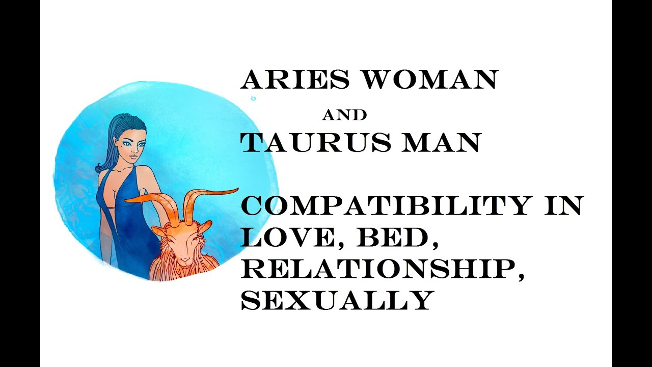 Taurus male aries female