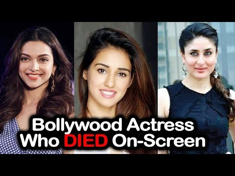 Bollywood Beauties Who DIED On-Screen & Film Became A HIT