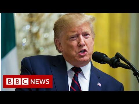 Syria: Criticism Of President Trump Intensifies - BBC News