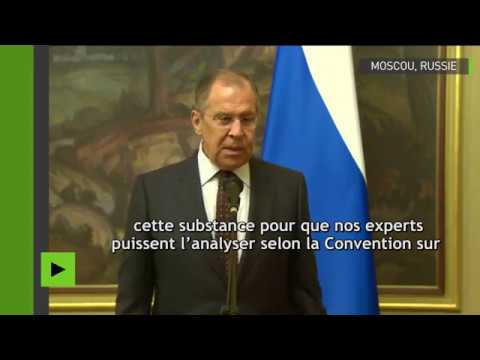 Espion empoisonné : la Russie répondra à l'ultimatum de Londres quand elle aura reçu l'échantillon