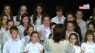 Nyárköszöntő koncertet adott a halászi iskola_MVTV