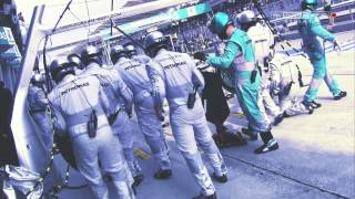 F1 2014 Malaysian Grand Prix Team Radio