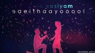 Kanave Kanave Cut Song....whatsapp status [sketch]