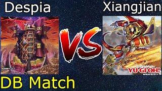 Despia Vs Xiangjian Tenyi DB Match Yu-Gi-Oh! 2021