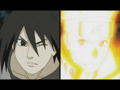 Naruto Shippuden Opening 16 Full [AMV]-Kana Boon (Silhouette)