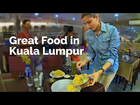 Best Local Food in KL, Kuala Lumpur, Malaysia