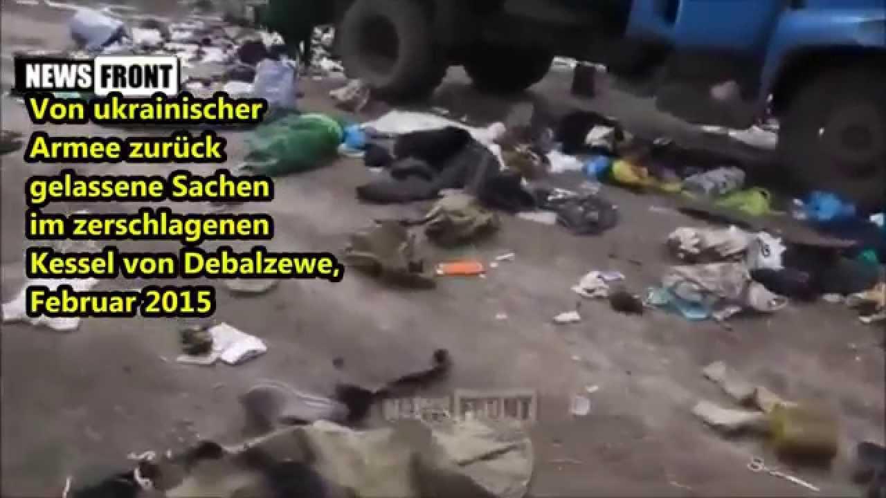 Ostukraine: Debalzewo: Die Tage nach dem Kessel. Teil 4 20.02.201 ...