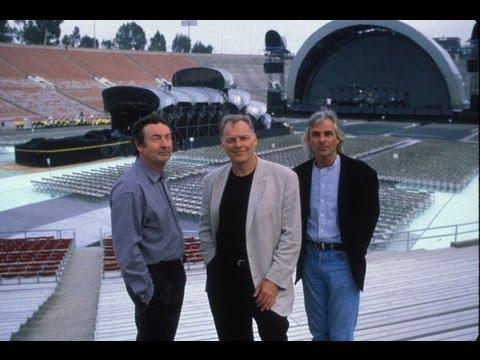 Pink Floyd - Pulse promo EPK TV interviews (1995)