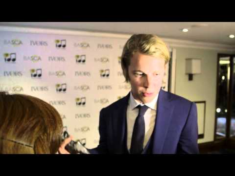 Tom Odell interview - The Ivors 2014