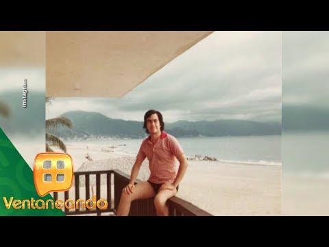Pedro Sola causa sensación con foto de joven   Ventaneando