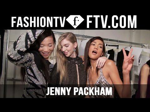 Jenny Packham Hairstyle at New York Fashion Week 16-17 | FashionTV