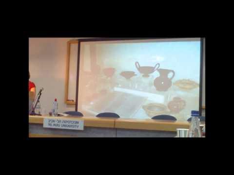 Ancient Greece and Ancient Israel - Tamar Hodos - Bristol University