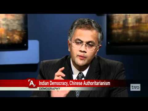 Indian Democracy, Chinese Autocracy