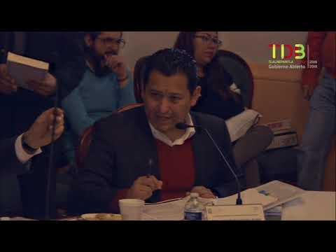 Cabildo H. Tlalnepantla de Baz 14 Diciembre 2017