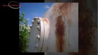 Used Propane Storage Tanks