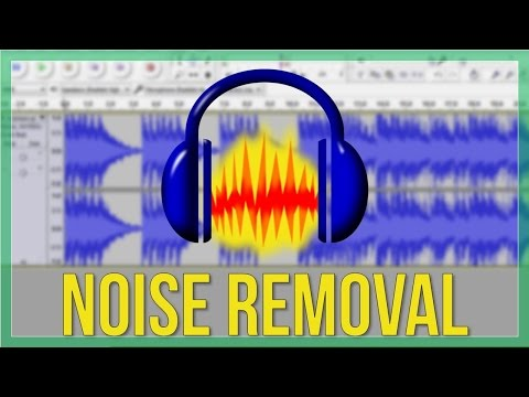 """Noise Removal"" Audacity (Step-By-Step Tutorial)"