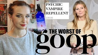 Craziest Goop Products