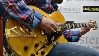 VENDIDA - D'Angelico EX SS Natural + Fender 65 Princeton Reverb