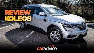 REVIEW: 2018 Renault Koleos Life