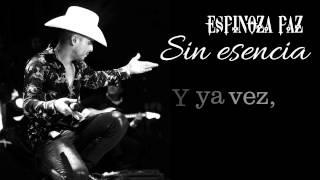 Espinoza Paz - Sin Esencia