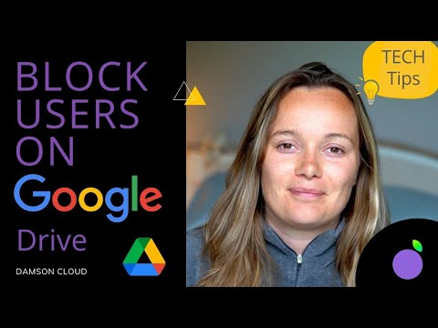 NEW: How To Stop Sharing Spam Instantly On Google Drive!