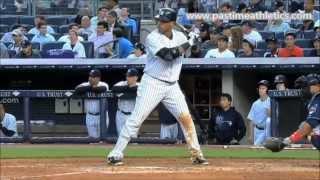 Robinson Cano Baseball Swing Slow Motion Hitting Clips Yankees MLB Jay-Z
