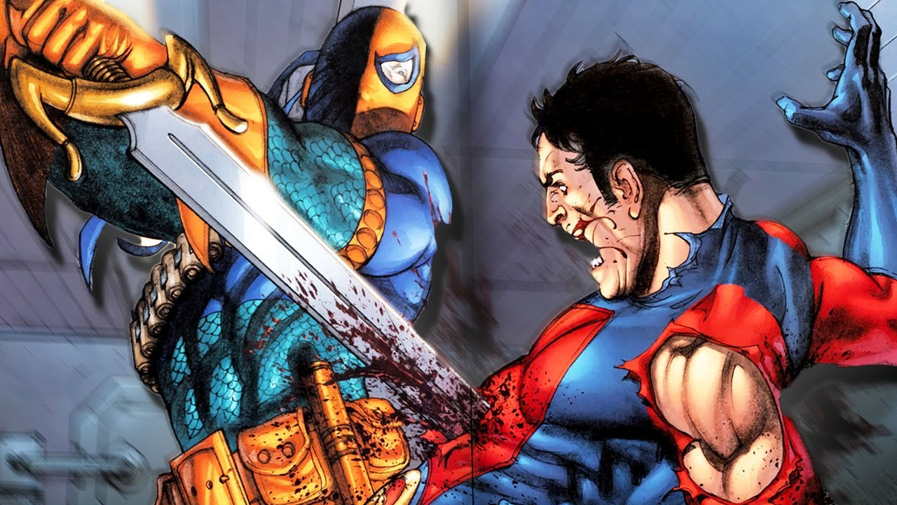 10 Most Brutal Marvel And Dc Deaths - Youtube-8866