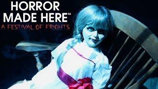 Warner Bros Horror Made Here 2018 Overview Vlog