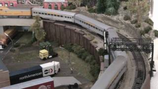 N-Scale Wet Mountain Limited