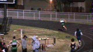 azle high school track l d bell meet