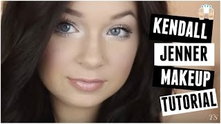 Kendall Jenner Makeup Tutorial | Tori Sterling ♡