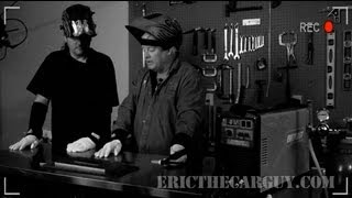 Etcg Learns How To Weld With Mr. Tig -Ericthecarguy