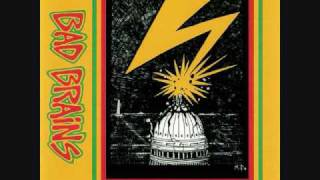 Bad Brains - Banned In DC(The s/t album version)