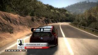 Colin McRae DiRT Gameplay PC [HD]