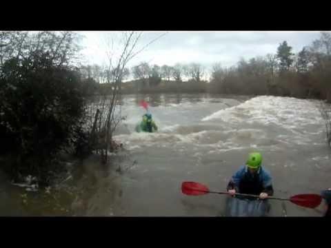 Kayak GoPro HD !