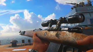 THE BEST SNIPER!! (EPIC COD WW2 Sniper Gameplay)