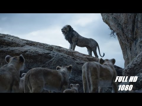 Король лев 2019, Восхождение Шрама на трон, Муфасы и Симбы больше нет, Отрывок фильма, (Full HD)