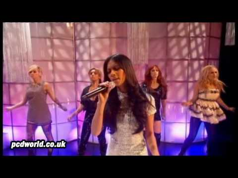 The Pussycat Dolls - I Hate This Part (Live @ Loose Women)