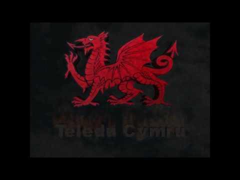 Teledu Cymru 1982 Ident and News (Welsh) Mock