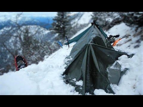Snow Mountain Tarp Biwak, Bivouac
