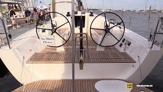 2015 X Yachts Xp44 Sailing Yacht - Walkaround - 2015 Annapolis Sail Boat Show