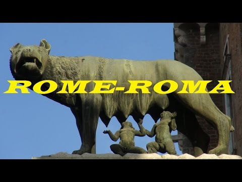 Italy- (Rotterdam to Rome)  Part 1/84