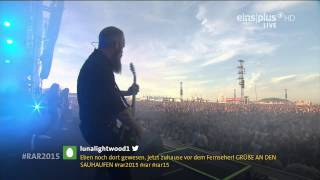 In Flames - 03.Paralyzed Live @ Rock Am Ring 2015 HD AC3